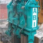 hydro press system