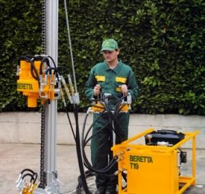 drilling rig beretta t19