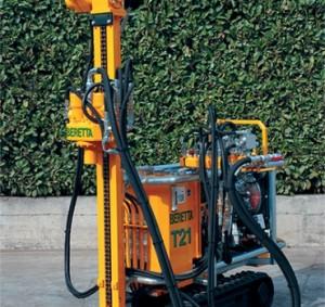 drilling rig beretta t21
