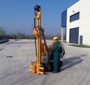 drilling rig beretta t22 s1