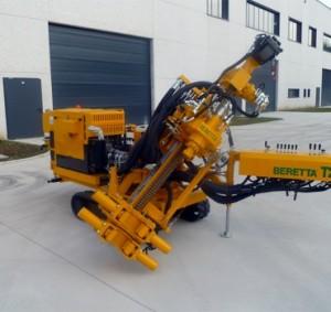 drilling rig beretta t25