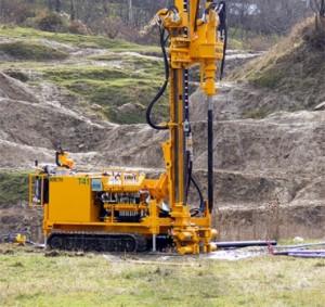 drilling rig beretta t41