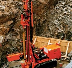 drilling rig beretta t44