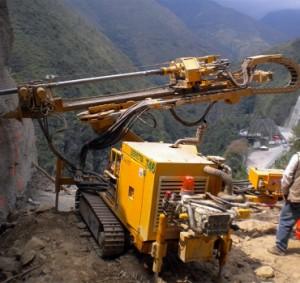 drilling rig beretta t46