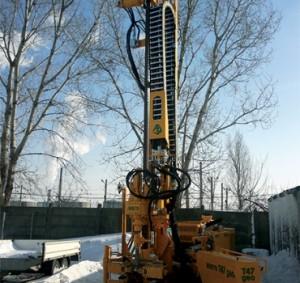 drilling rig beretta t47 geo