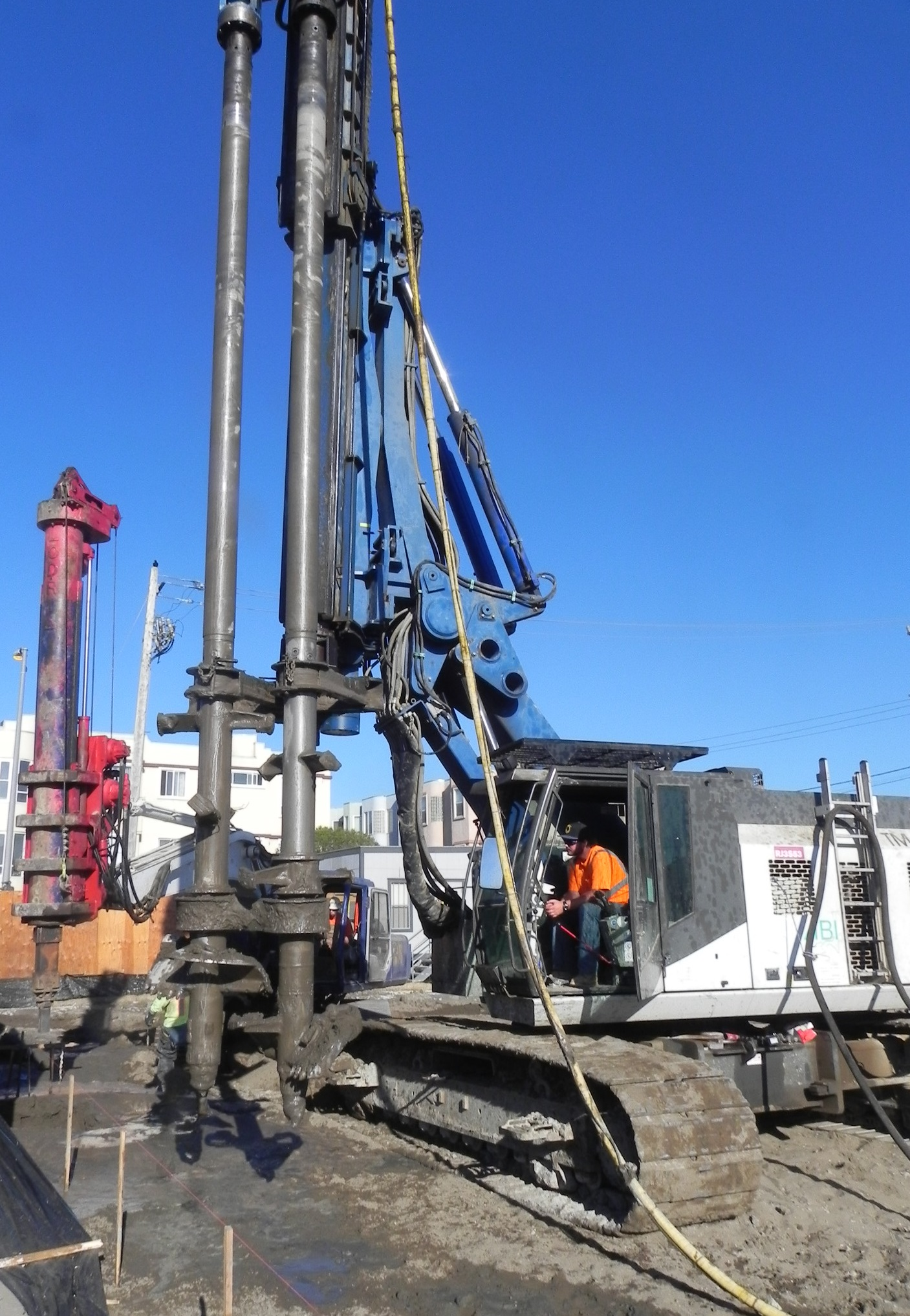 Abi Foundation Construction Drilling Equipment